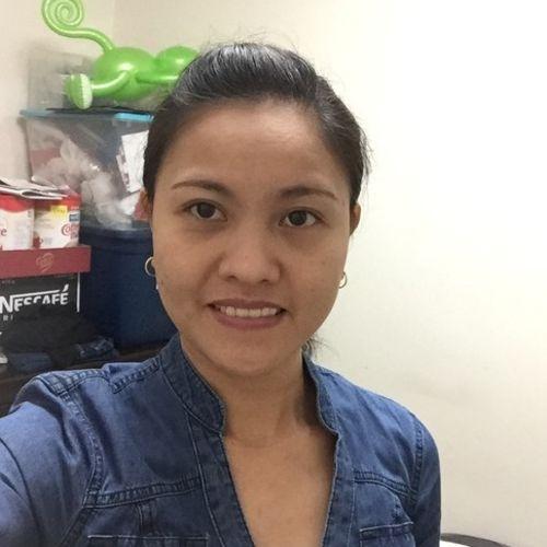 Canadian Nanny Provider Liezel B's Profile Picture