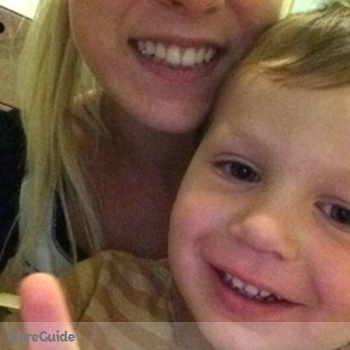 Canadian Nanny Provider Tori Sheasgreen's Profile Picture