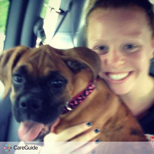 Pet Care Provider Kelsey N's Profile Picture