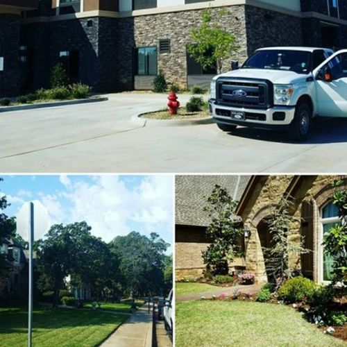 Landscaping Lawncare Weed Control And Construction