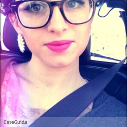 Canadian Nanny Provider Alice Dawson's Profile Picture