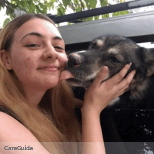 Pet Care Provider Adrianna R's Profile Picture