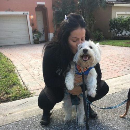 Pet Care Provider Daniella Barac's Profile Picture