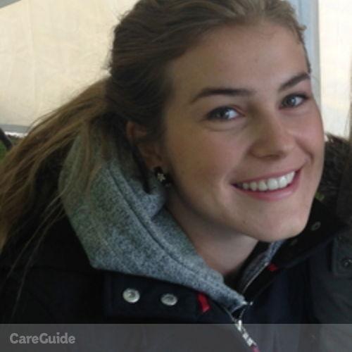 Canadian Nanny Provider Lauren Thomas's Profile Picture