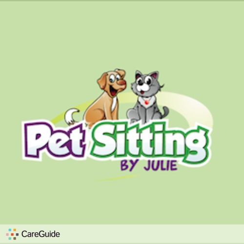 Pet Care Provider Pet Sitting By Julie's Profile Picture