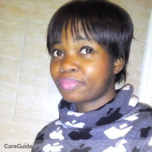 Canadian Nanny Provider Opadayo Bukunmi's Profile Picture