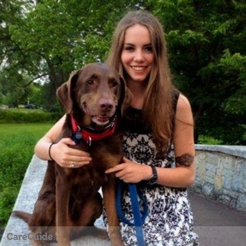 Pet Care Provider Jenna Wyman's Profile Picture