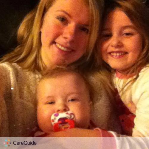 Child Care Provider Alexandra Clarke's Profile Picture
