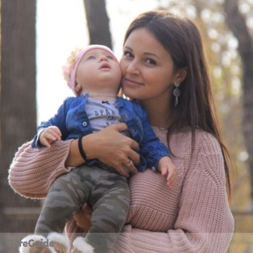 Canadian Nanny Provider Anastasia N's Profile Picture