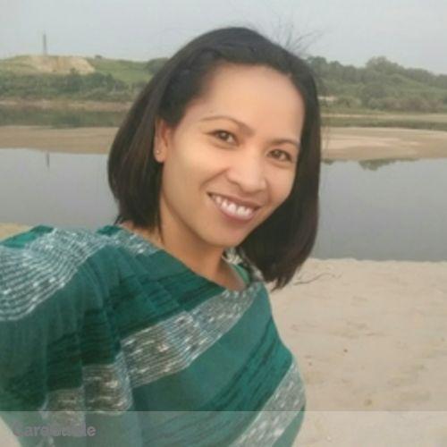 Canadian Nanny Provider Rowena G's Profile Picture