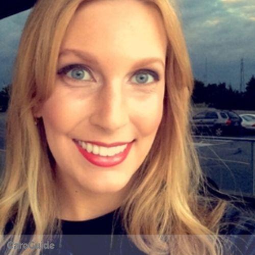 Canadian Nanny Provider Britta F's Profile Picture