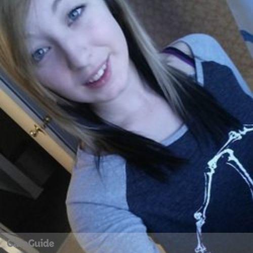 Canadian Nanny Provider Kristina Drouillard's Profile Picture
