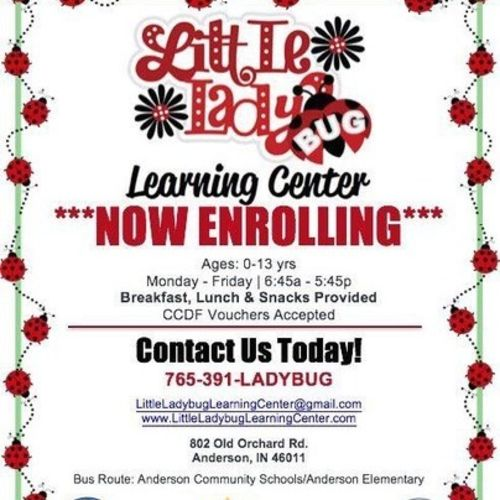 Child Care Provider Little Ladybug Learning Center Now Enrolling!'s Profile Picture