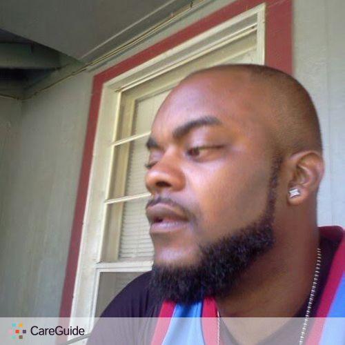 Handyman Provider Derrick Roberson's Profile Picture