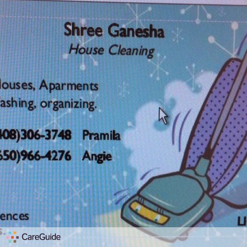 Housekeeper Provider Angie A's Profile Picture