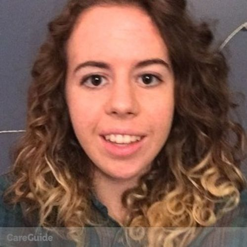 Canadian Nanny Provider Clara Matchim's Profile Picture