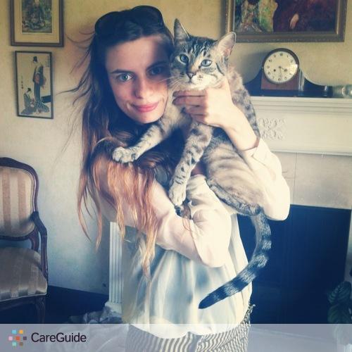 Pet Care Provider Daniela N's Profile Picture