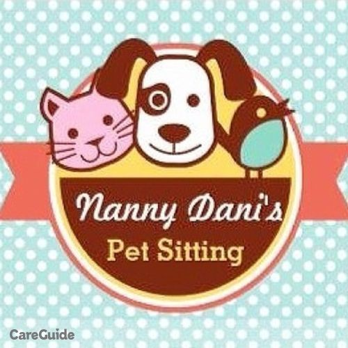 Pet Care Provider Danielle R's Profile Picture