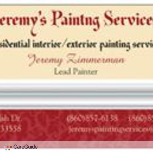 Painter Provider Jeremy Zimmerman's Profile Picture