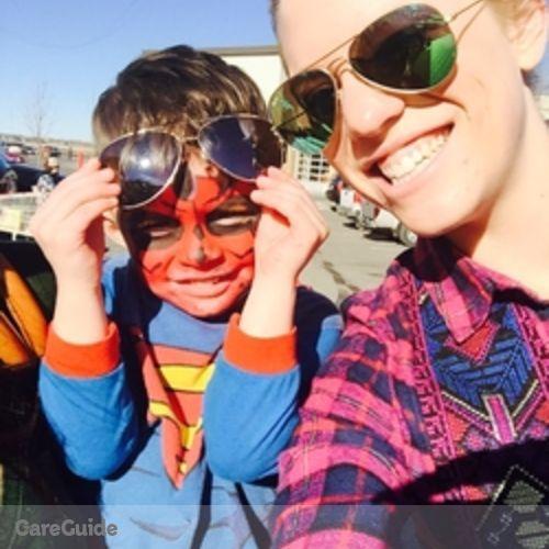 Canadian Nanny Provider Rebecca Singer's Profile Picture
