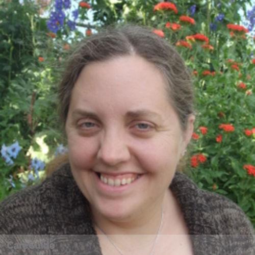 Canadian Nanny Provider Christy Edwards's Profile Picture