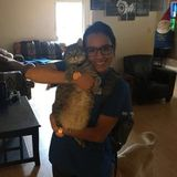 A loving pet sitter ready to care for your 4 legged friends.