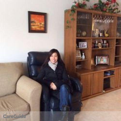 Canadian Nanny Provider Maria U's Profile Picture