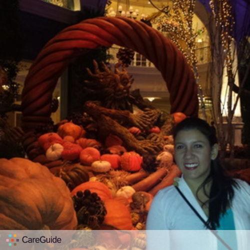 Child Care Provider Daniela Guzmán's Profile Picture