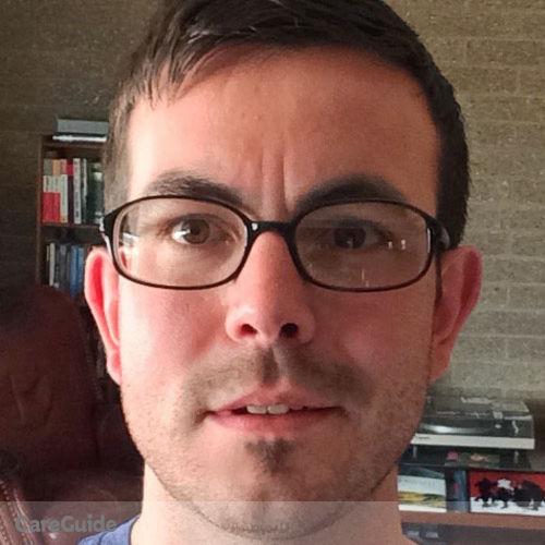 House Sitter Provider Alexander Tourtillott's Profile Picture