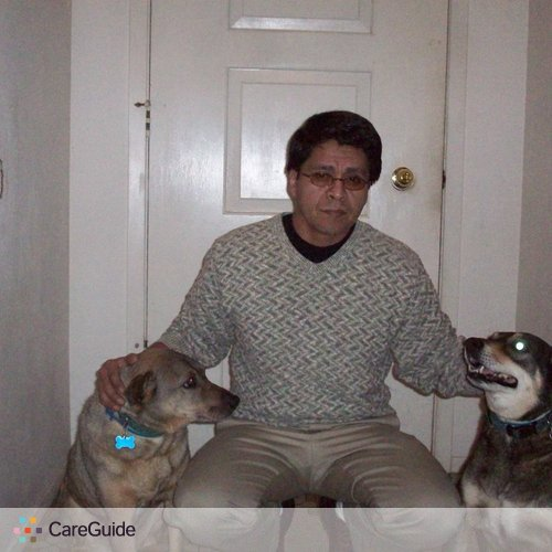Pet Care Provider Ricky Rodriguez's Profile Picture
