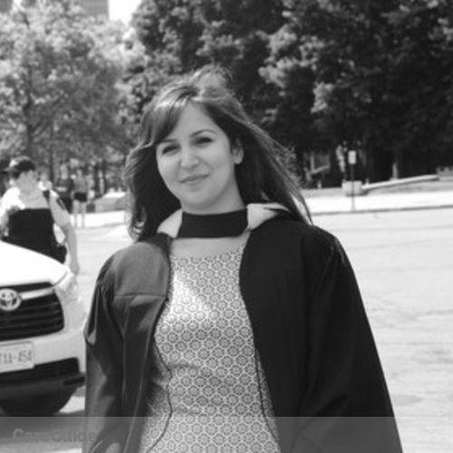 Child Care Provider Mouna O's Profile Picture