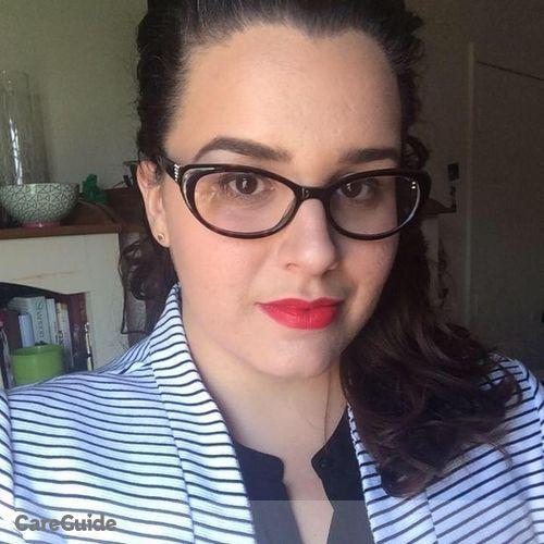 Pet Care Provider Vidalia Barreto's Profile Picture