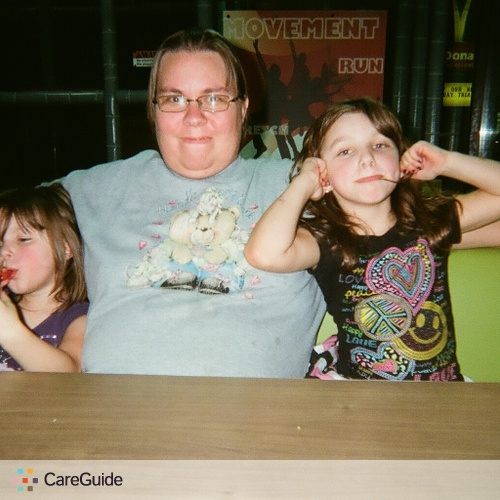 Child Care Provider Angi C's Profile Picture