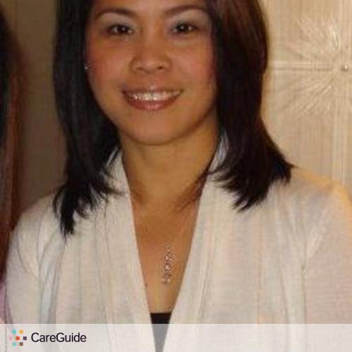 Child Care Provider Ilaine P's Profile Picture