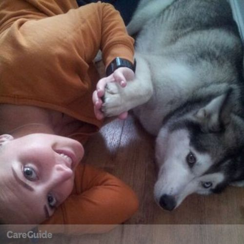 Pet Care Provider Megan A's Profile Picture