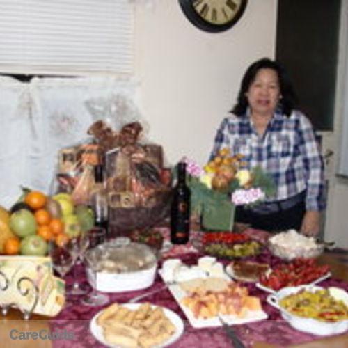 Canadian Nanny Provider Teresita dela Pena's Profile Picture