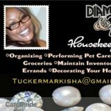 Diamond's & Pearls housekeeping