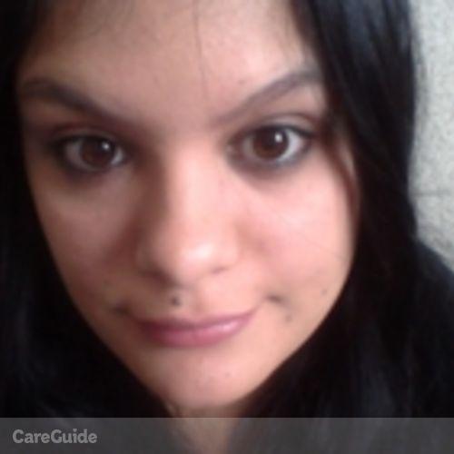 Canadian Nanny Provider Natasha Vivas's Profile Picture