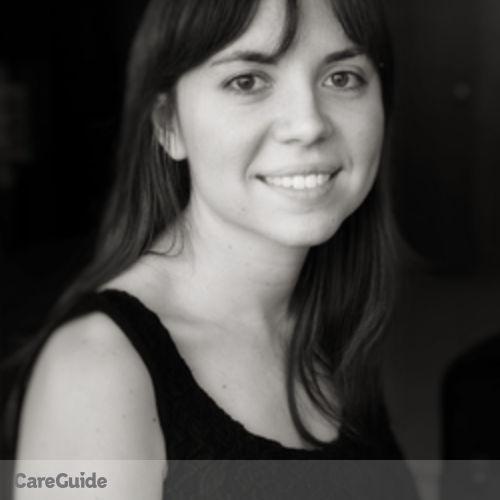Canadian Nanny Provider Polina Gubnitskaia's Profile Picture