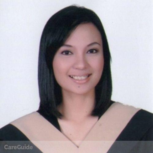 Canadian Nanny Provider Nikki B's Profile Picture