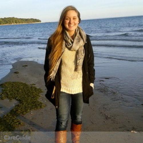 Canadian Nanny Provider Aubrey Bird's Profile Picture