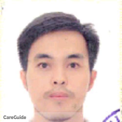 Canadian Nanny Provider Danilo Jr. Villanueva's Profile Picture