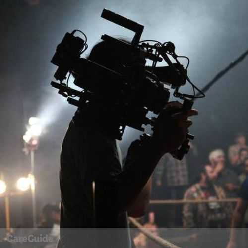 Videographer Provider Jeffrey Corrales's Profile Picture