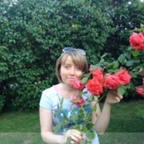Canadian Nanny Provider Oksana G's Profile Picture