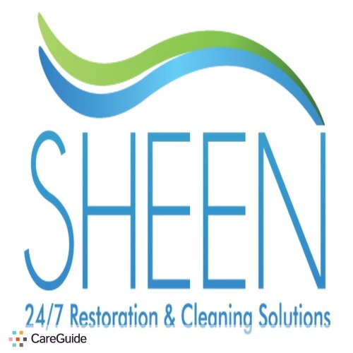 Housekeeper Provider Sheen Cleaning's Profile Picture