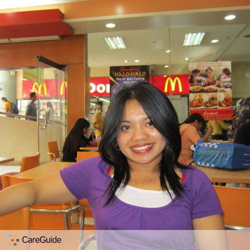 Child Care Provider Cristina Bangloy's Profile Picture