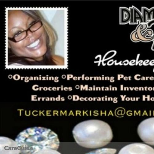 Housekeeper Provider Markisha T's Profile Picture