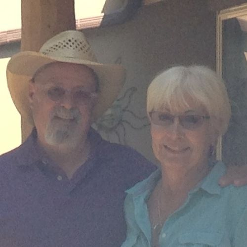 House Sitter Provider Roger and Sandy B's Profile Picture