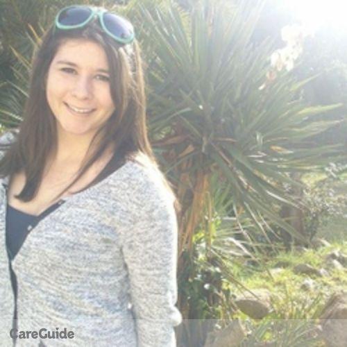 Canadian Nanny Provider Genevieve E's Profile Picture