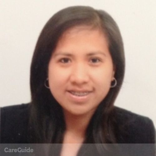 Canadian Nanny Provider Charmaine Empleo's Profile Picture
